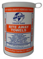 Rite-Away Towels Soy Based Graffiti Remover Towels