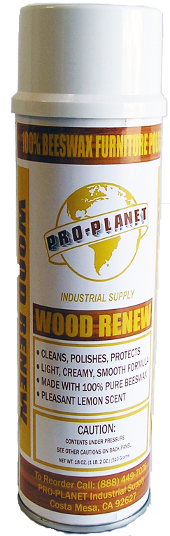 Wood Renew Beeswax Furniture Polish